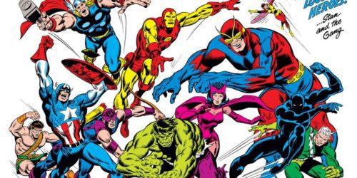 """""""Avengers"""" – komiks i historia grupy. Co warto wiedzieć o popularnych bohaterach Marvela?"""