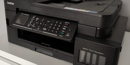 Synonim jakości. Test i recenzja urządzenia wielofunkcyjnego Brother MFC-T920DW