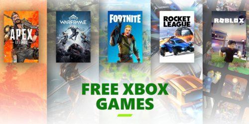 Darmowe gry na Xbox są od teraz naprawdę za darmo. Live Gold nie jest już potrzebny w tytułach free-to-play