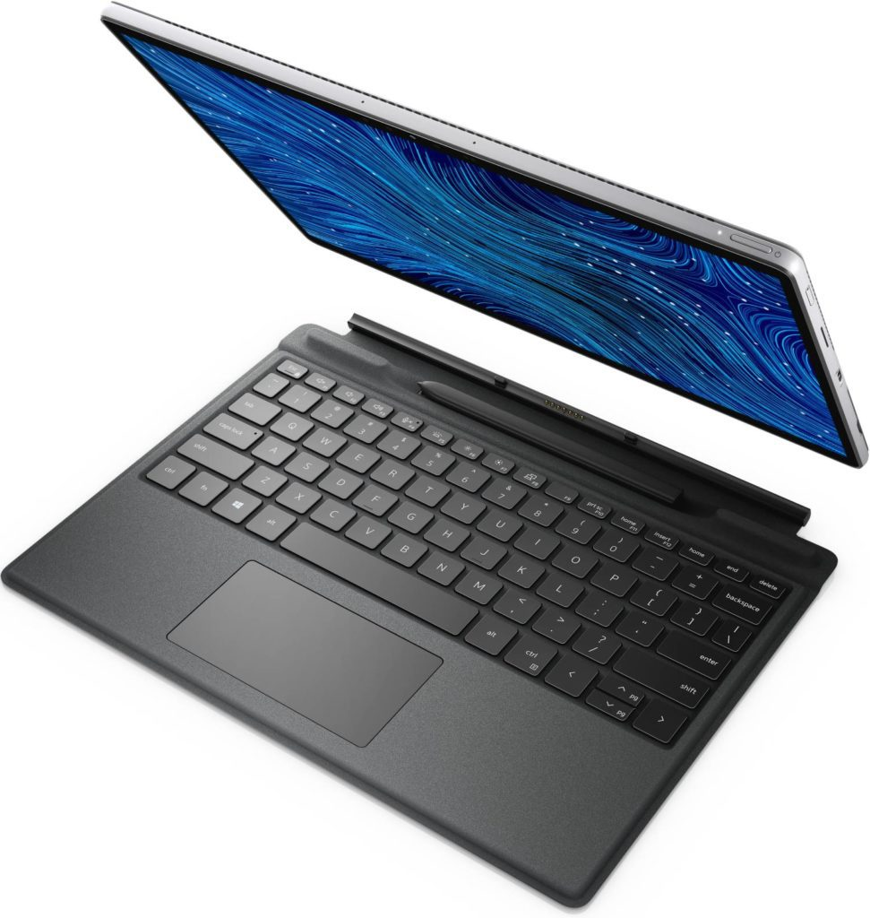 Dell Latitude 7320 detachable odłączan aklawaitura