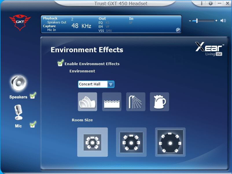 environment effects
