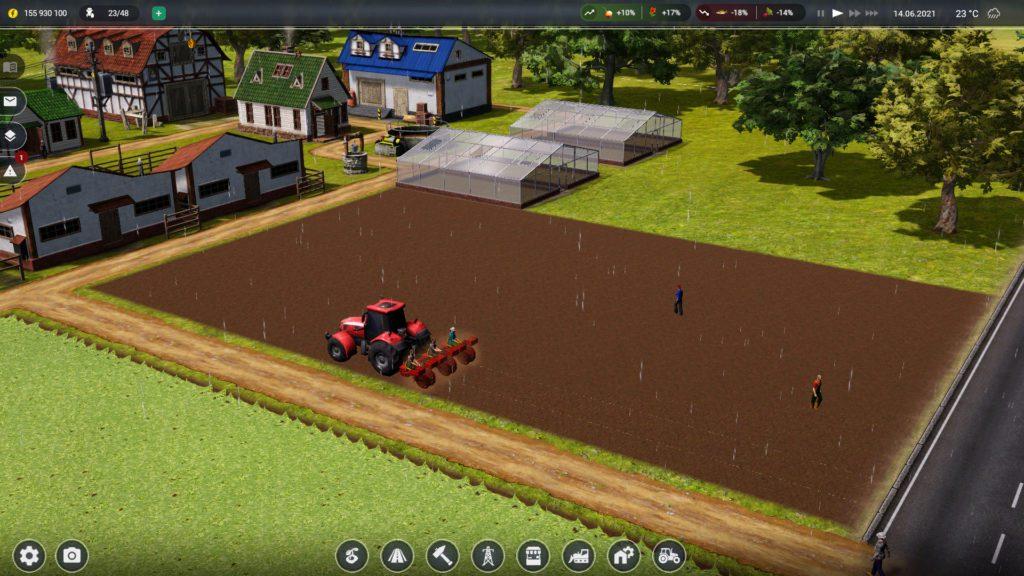 Farm Manager 2021 premiera