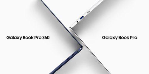 Samsung znów ma laptopy. Odkryj Galaxy Book Pro, Galaxy Book Pro 360, Galaxy Book