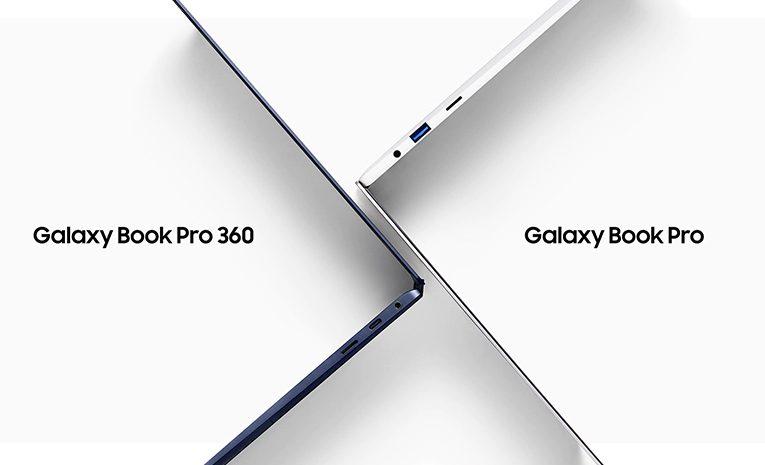Galaxy Book Pro i Galaxy Book Pro 360