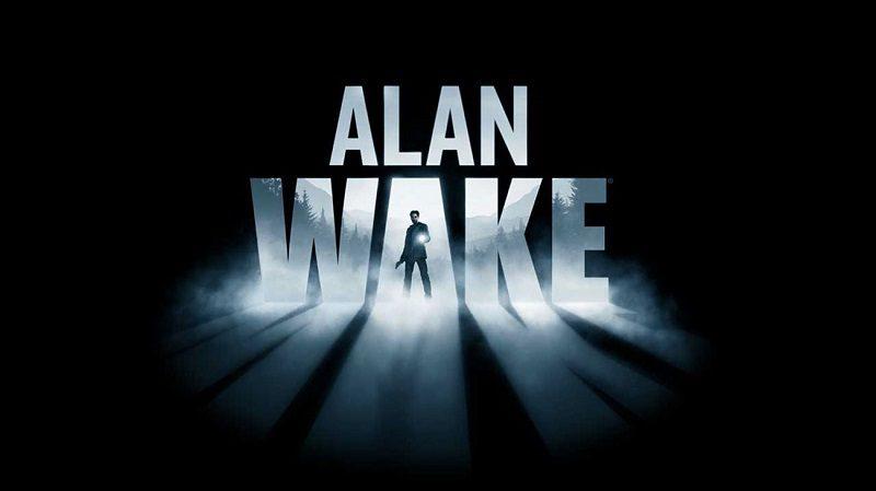 Alan Wake bohater gry