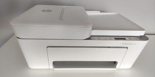 HP DeskJet 4120 Plus z usługą HP Instant Ink. Test i recenzja urządzenia wielofunkcyjnego z tuszem w abonamencie