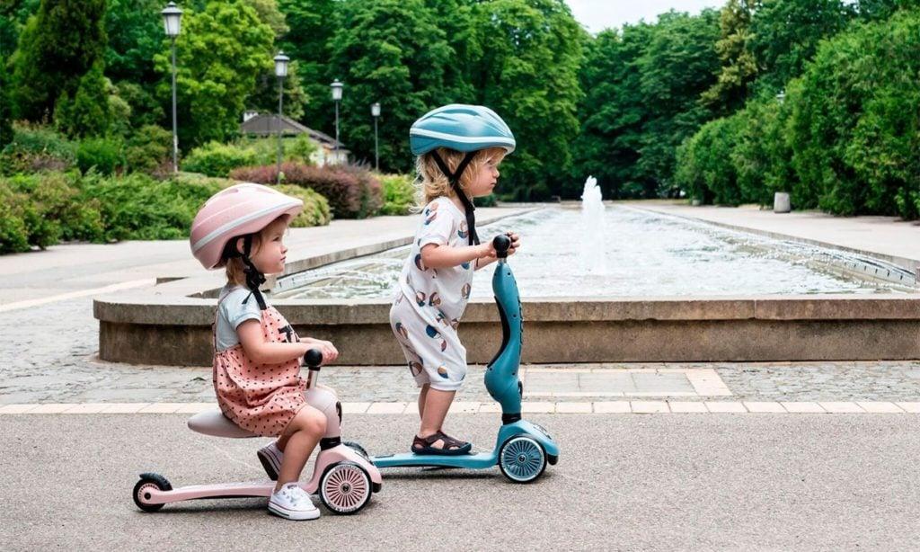 hulajnoga i jezdzik 2w1 scoot and ride
