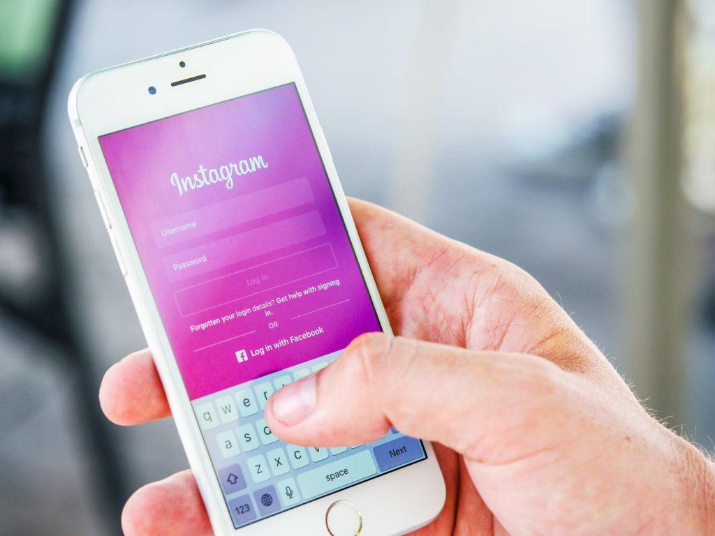 Instagram ikona aplikacja