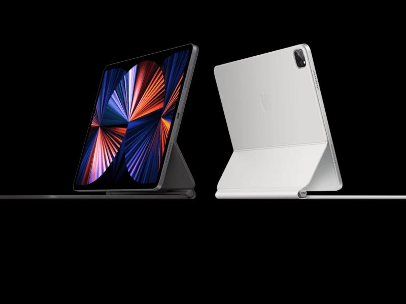 Apple iPad Pro 2021: nowy wyświetlacz Liquid Retina XDR i procesor Apple M1