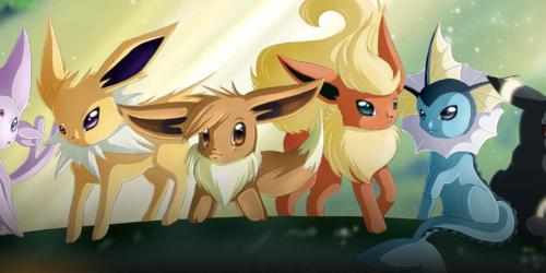 Ewolucja Eevee w Pokemon GO. Jak zdobyć Umbreona, Espeona, Leafeona, Glaceona i inne typy