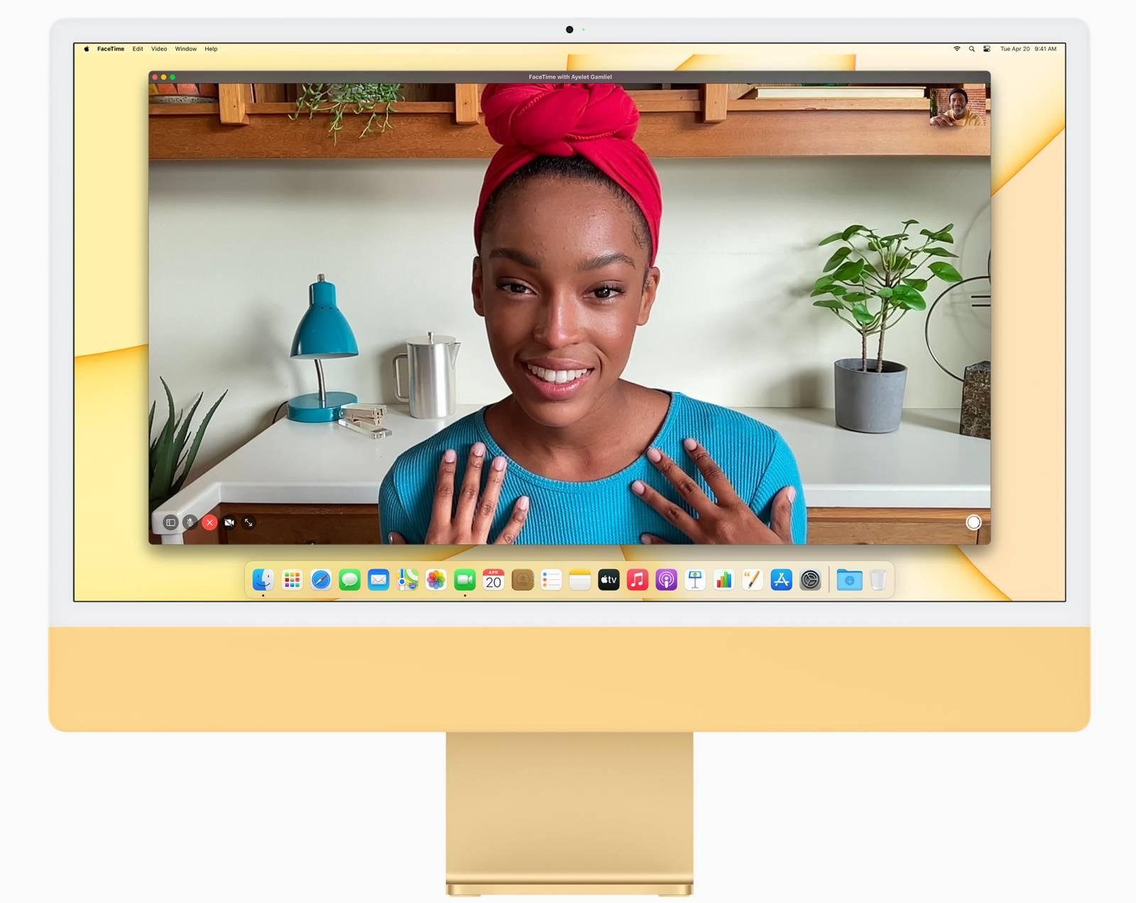 Premiera Apple iMac 2021 — specyfikacja, cena — Geex