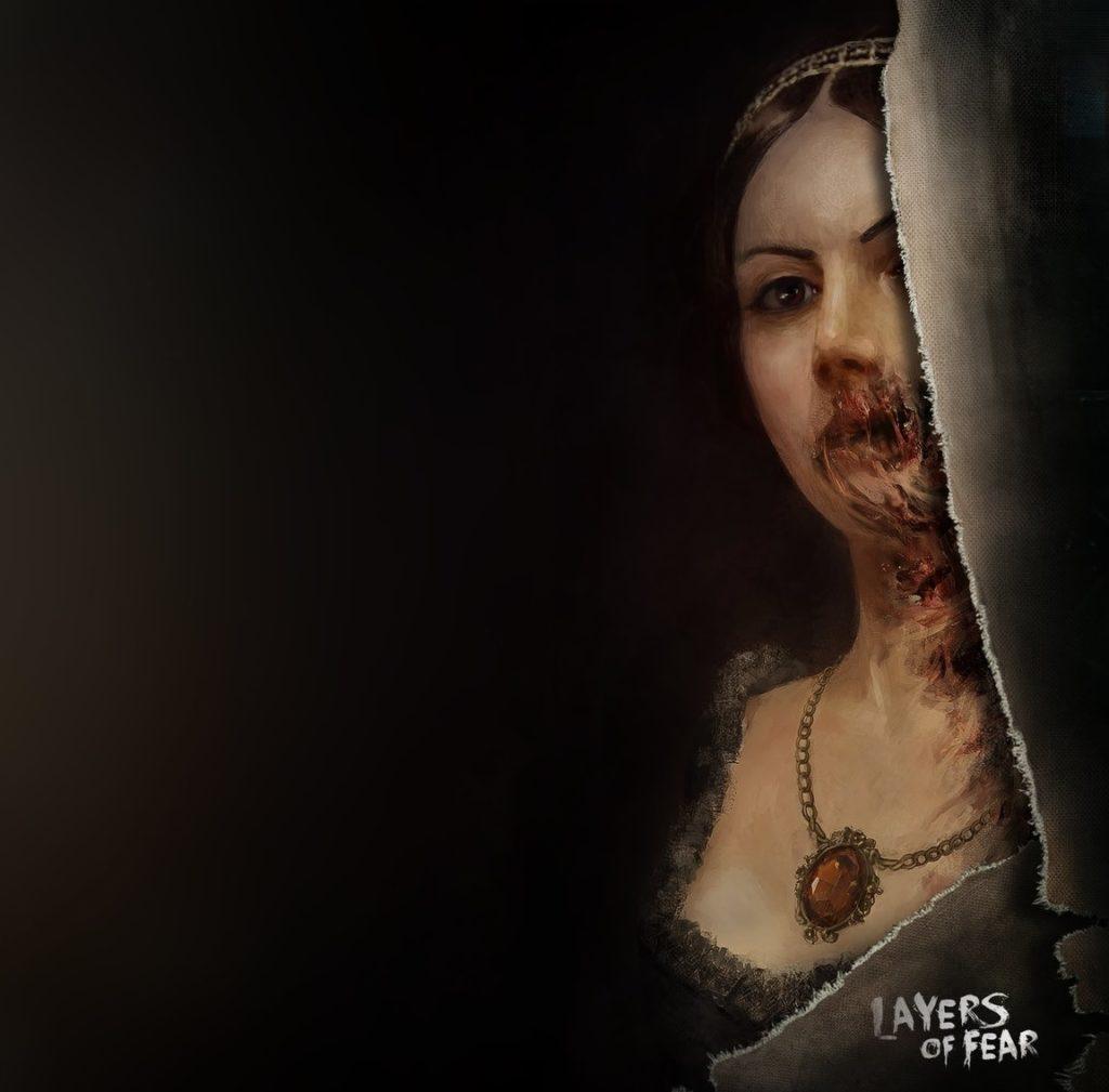Layers of Fear gra okładka