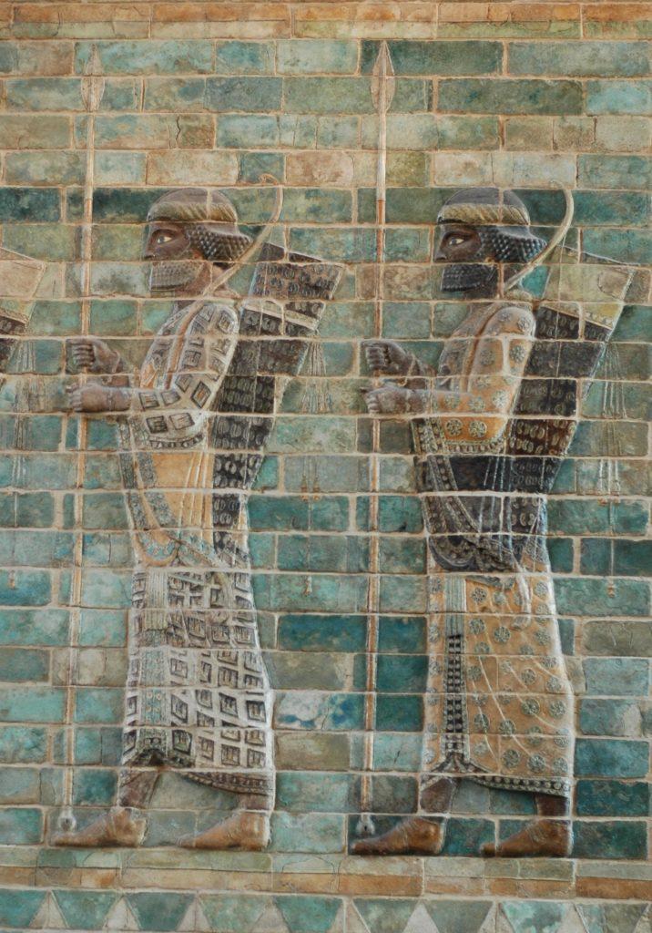 łucznicy Dariusza