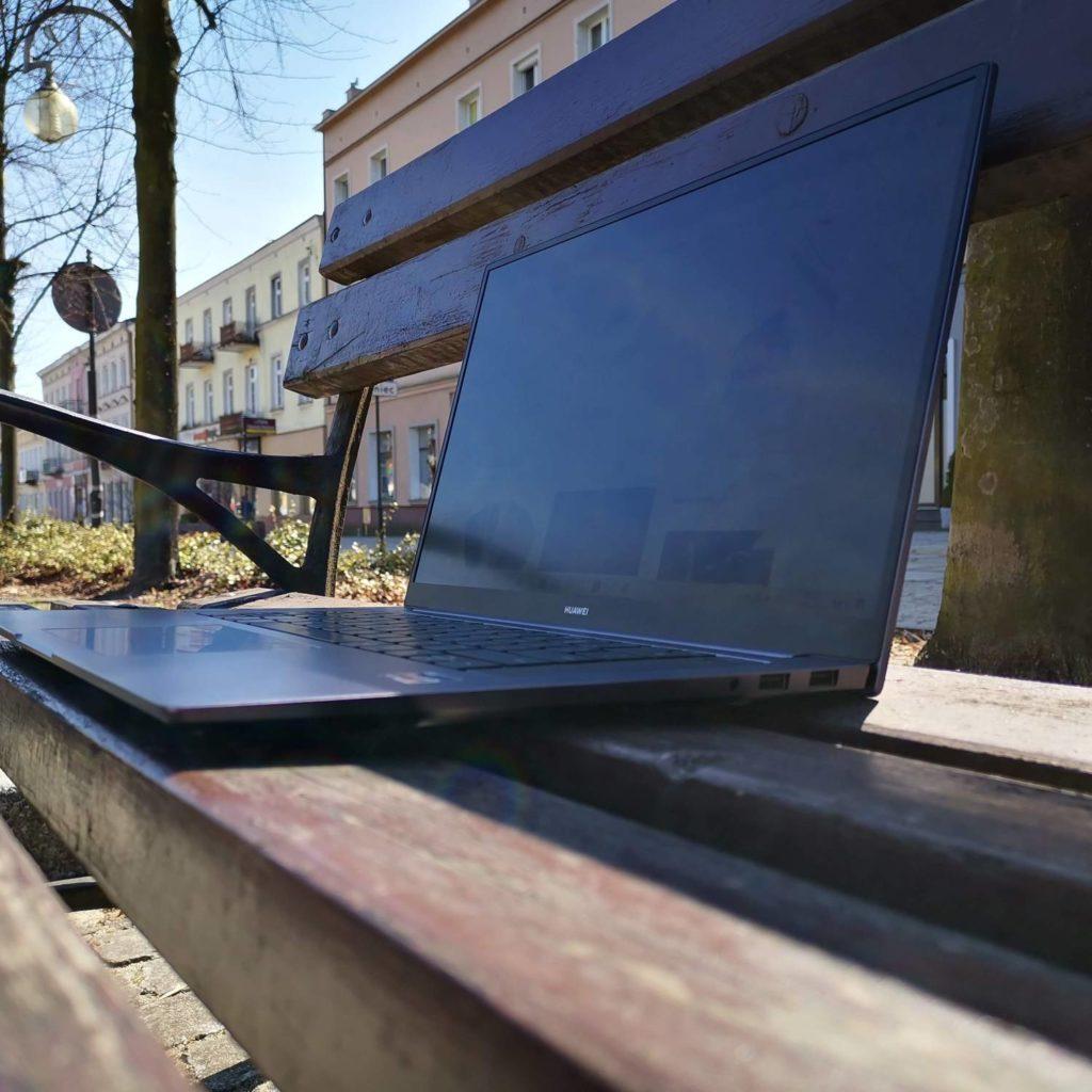 Huawei MateBook D16 laptop mobilny