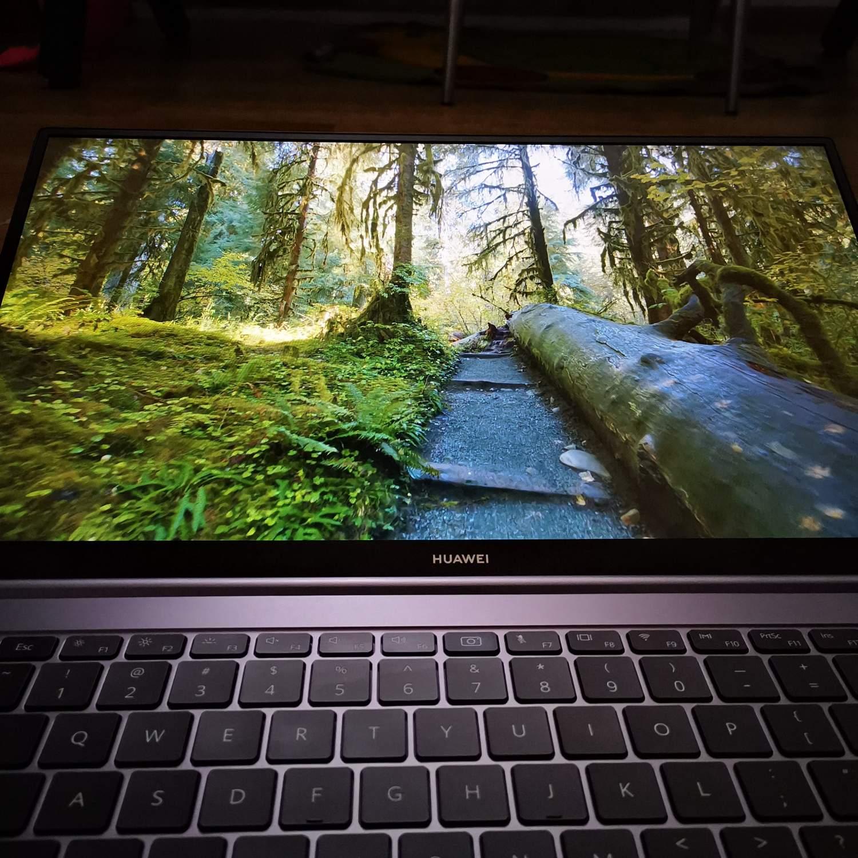 Huawei MateBook D16 wyświetlacz Full HD