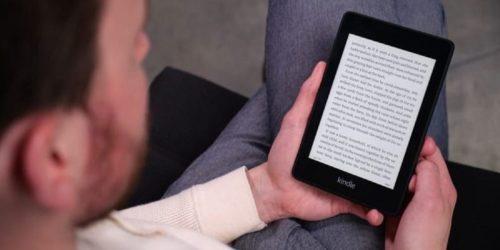 Jak ściągnąć książki na Kindle? Krótki poradnik dla kochających czytanie