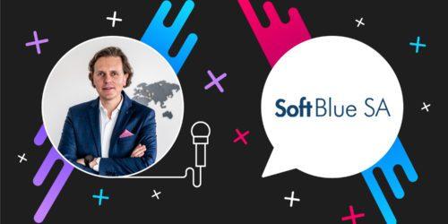 Internet rzeczy się dopiero zaczyna. Z Michałem Kierulem #SoftBlue o prognozach na rynku IoT oraz smart home