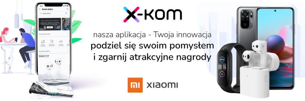 nasza aplikacja Twoja innowacja konkurs