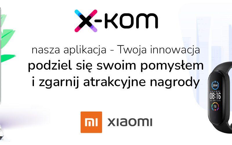 Nasza aplikacja – Twoja innowacja. Weź udział w konkursie i zgarnij nagrodę