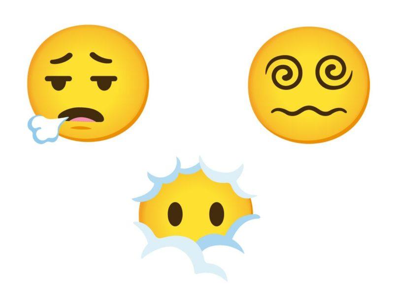 Nowe emoji w 2021 roku. Poznajcie je wszystkie