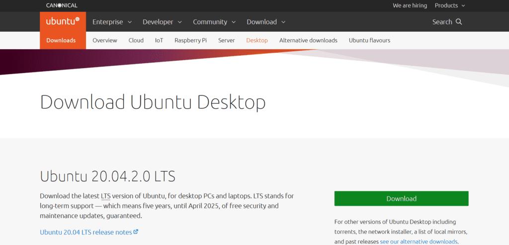 ubuntu plik iso