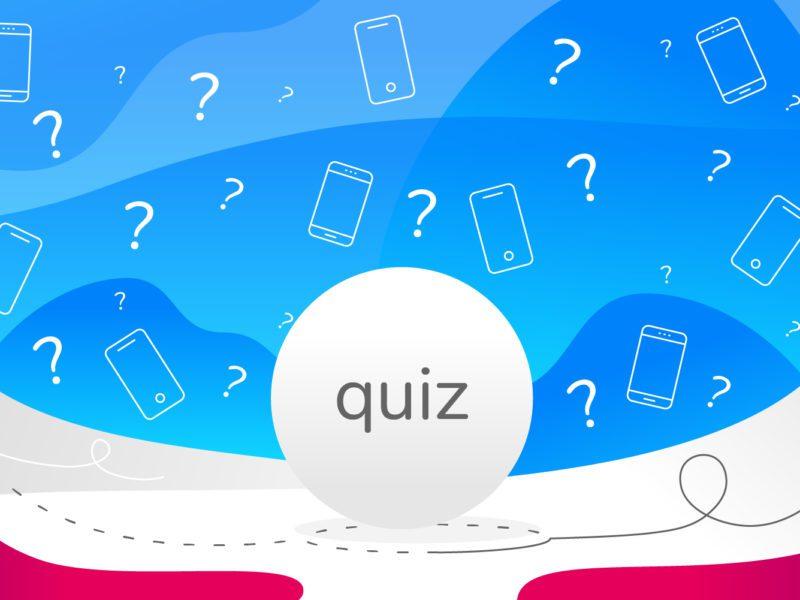 Quiz wiedzy o smartfonach i kolejny kod rabatowy