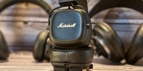 Najlepsze w wadze lekkiej? Test i recenzja słuchawek Marshall Major IV