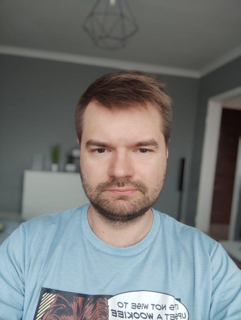 redmi note 10 pro selfie portret