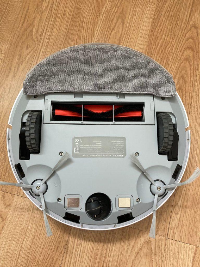 roidmi eve plus robot sprzątający nakładka na mopa