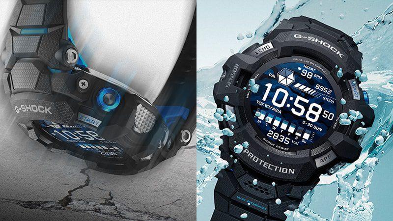sporty wodne Casio GSW-H1000