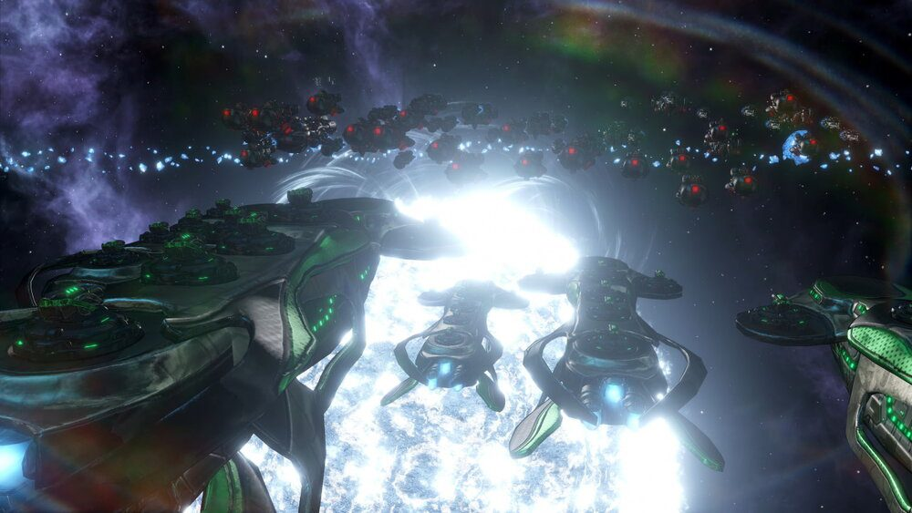 Stellaris: Nemesis premiera