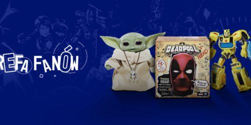 Strefa Fanów w sklepie al.to – wejdź i odkryj fascynujący świat przygód z Hasbro
