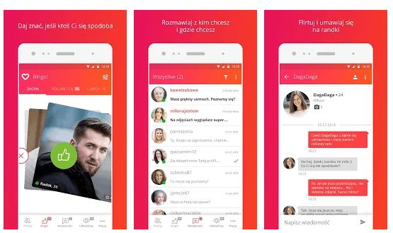 sympatia aplikacja do randkowania online