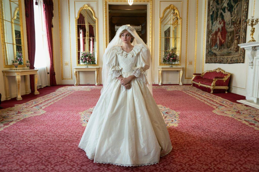 The Crown Księżna Diana