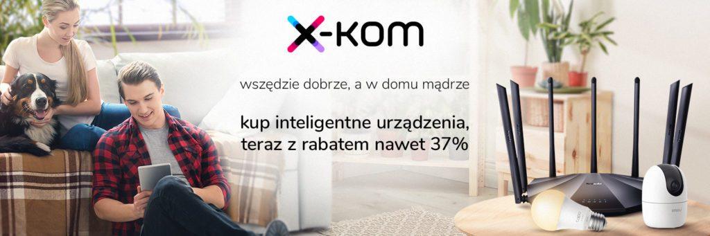 Tydzień Smart Home x-kom