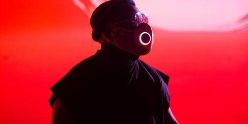 Tak wygląda przyszłość, czyli futurystyczna maska Xupermask od Will.i.ama