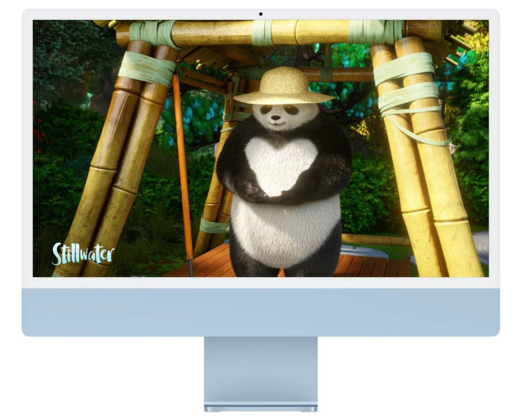 ekran apple imac 2021