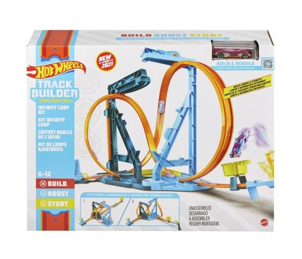 zabawka Hot Wheels Track Builder