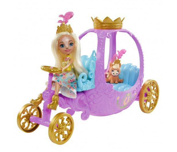 zabawka enchantimals królewska karoca