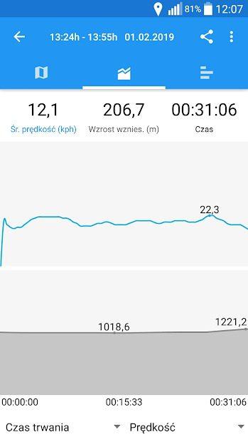 zeopoxa - aplikacja do biegania