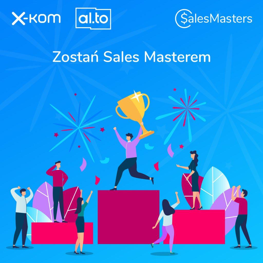 zostań sales masterem
