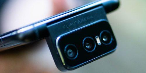 ASUS ZenFone 8  Flip – wyciek dotyczący kamery. Co wiemy?