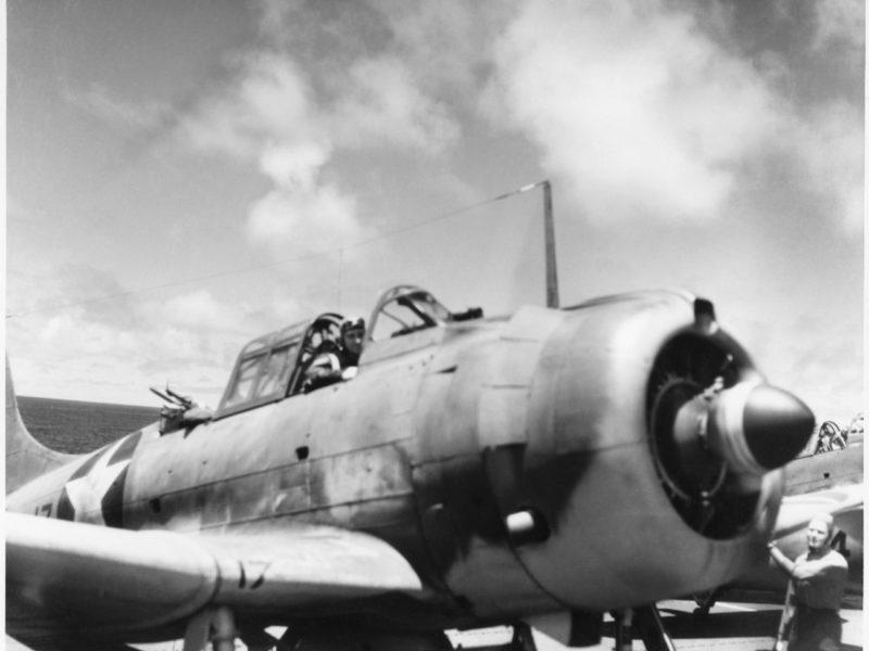 Bitwa o Midway. Karta się odwraca