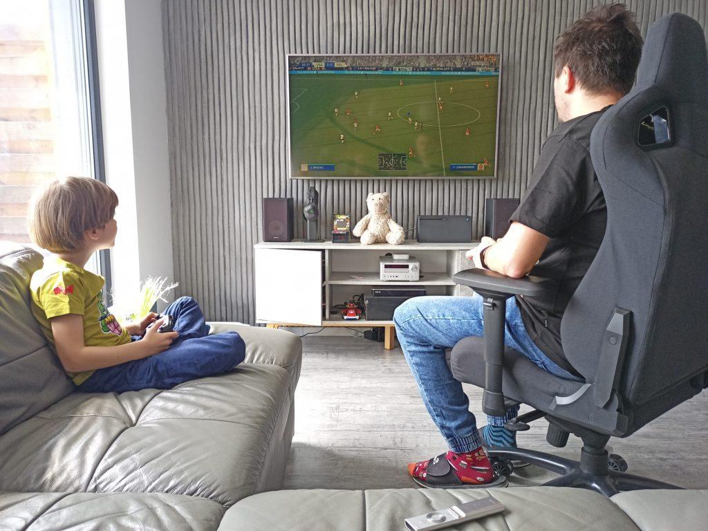 gramy w Fifa 21 Xbox