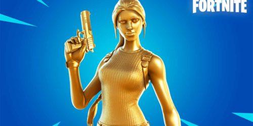 Złota Lara Croft w Fortnite? Dowiedz się jak zdobyć nową skórkę bohaterki Tomb Raidera