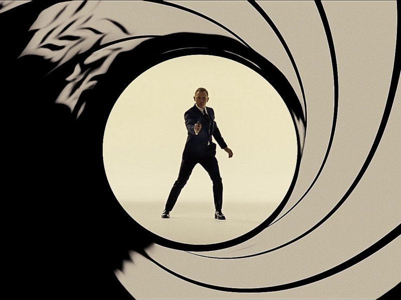 Spluwy agenta 007