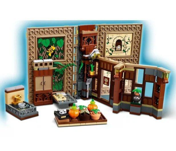 LEGO Harry Potter Chwile z Hogwartu: zajęcia z zielarst