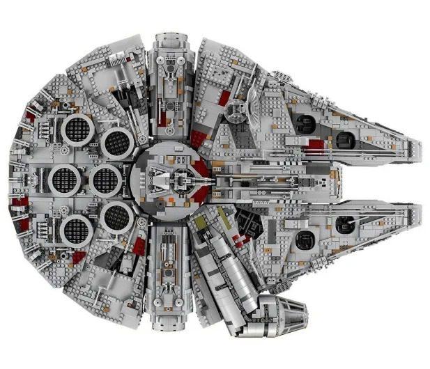 LEGO Sokół Milenium