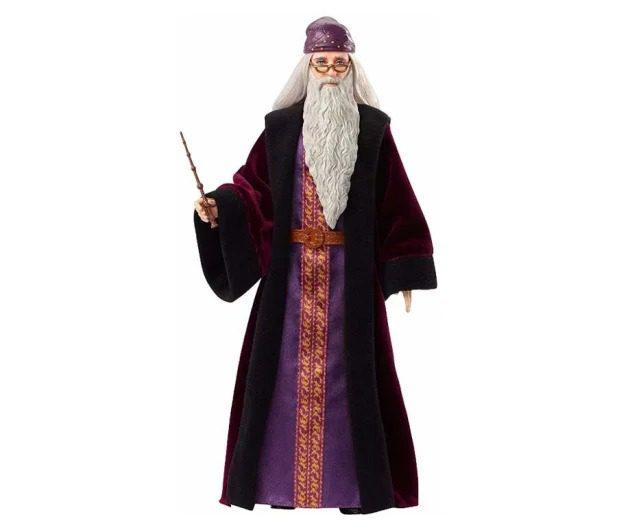 Mattel Lalka kolekcjonerska Albus Dumbledore
