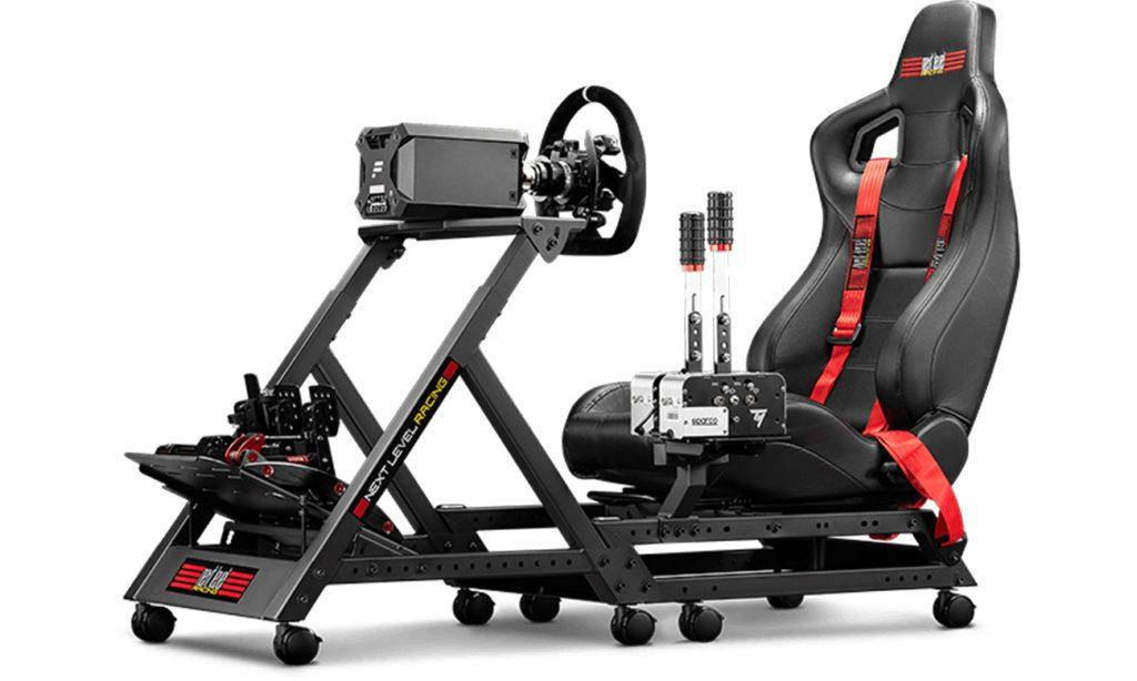 Kokpit Next Level Racing symulator wyścigowy